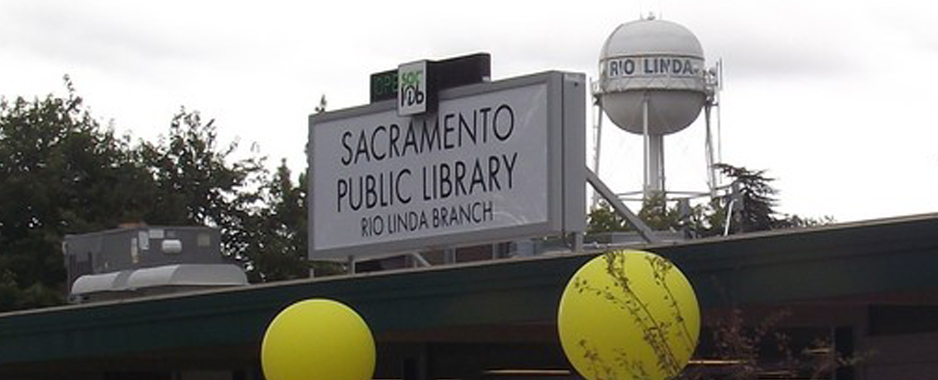August 2015 Events at the Rio Linda Library