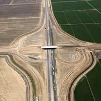 Highway 99 at Elverta Road Interchange Completed
