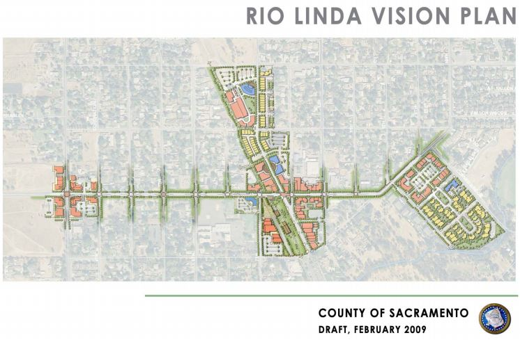 Rio Linda Visions Task Force update, May 11, 2015