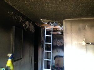 Early Morning Fire Destroys Elverta Home