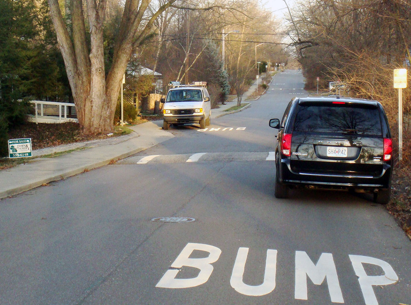 Q: How Do I Get Speed Bumps on my Street?