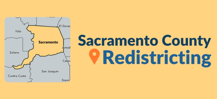 First Sacramento County Redistricting Hearing Set for June 8