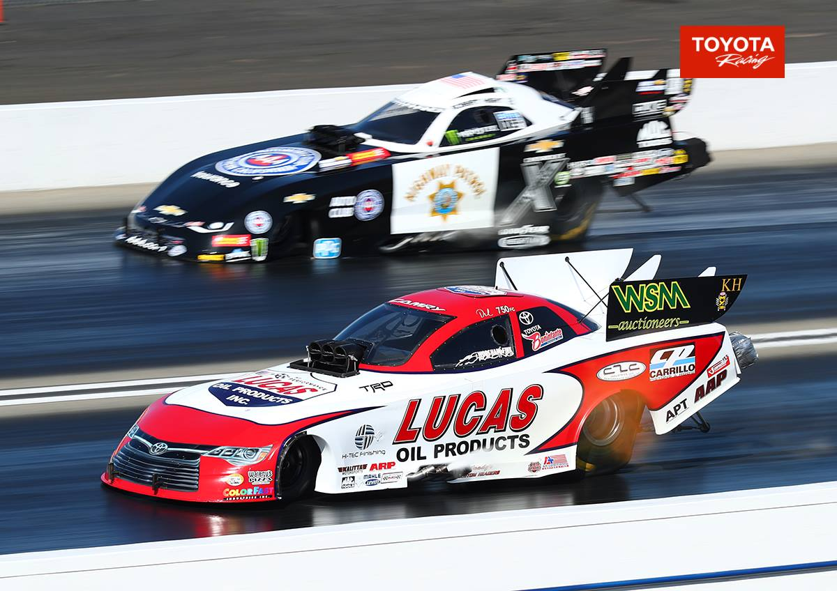 Sonoma Raceway Offers Unprecedented Fan Access and Activities at NHRA Sonoma Nationals This Weekend