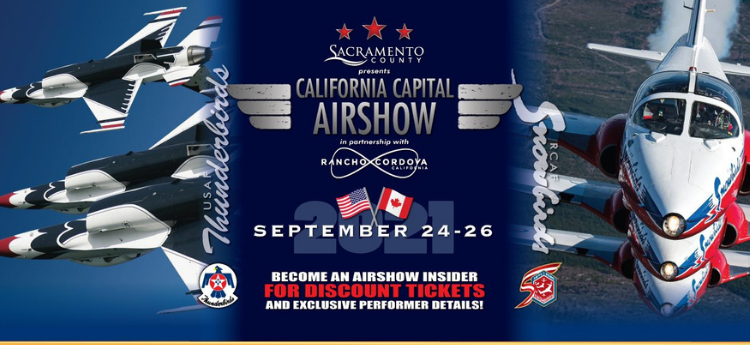 Capital Airshow Takes to the Skies This Weekend