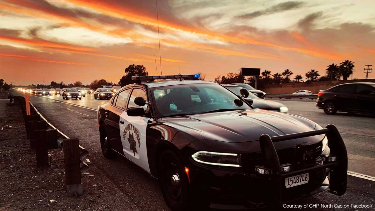 CHP Valley and Northern Divisions Team Up to make the Drive on Interstate 5 Safer for Everyone.